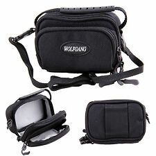 Black Camera Shoulder Case Bag For Canon G7X SX710HS SX510HS SX410I G9X