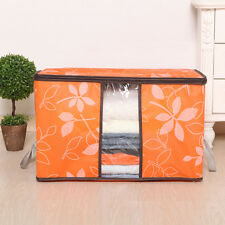 Travel Storage Bag Large Clothes Quilt Packing Cube Luggage Organizer Pouch Bag