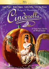 Rodgers & Hammerstein's Cinderella by Ginger Rogers ( DVD)  Rated: G