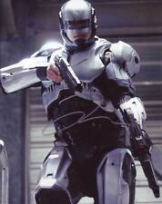 Joel Kinnaman AUTHENTIC Autographed Photo COA Robocop SHA #37115