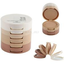 Beauty Smooth Skin Face Foundation Powder Mineral Concealer Bare Makeup 5 Colors