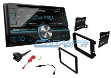 KENWOOD STEREO RADIO W/ BLUETOOTH & SIRIUS XM W/ INTALLATION KIT FOR VOLKSWAGEN