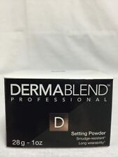 Dermablend Professional Loose Setting Powder Original 1 Oz / 28g