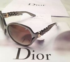 SALE CHRISTIAN DIOR VIRE VOLTE D9GDB 59 SHINY GREY LIMITED EDITION LARGE SUNGLAS