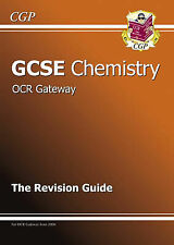 GCSE Chemistry OCR Gateway Revision Guide by CGP Books (Paperback, 2006)