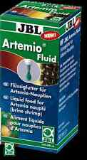 JBL Artemio Fluid - Liquid food for Brine Shrimp nauplii - 50ml