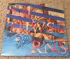 SMITH WESTERNS SIGNED AUTOGRAPH DEBUT VINYL RECORD ALBUM w/EXACT PROOF