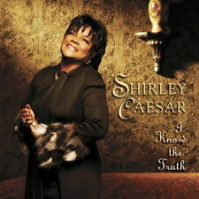 ~COVER ART MISSING~ Shirley Caesar CD I Know the Truth