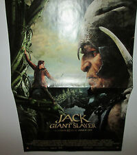 JACK THE GIANT SLAYER POSTER THEATRE THEATER 2003 FREE BOOK MAKER   DISPLAY