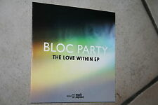 Musikexpress - Bloc Party / The Love Within EP
