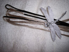 """Bow string for 64"""" AMO recurve- Actual length 60"""" Bowstring Bronze/black serving"""