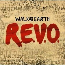 WALK OFF THE EARTH - R.E.V.O.  CD NEU