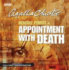 Appointment with Death by Agatha Christie (2002, CD, Unabridged)