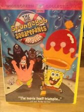 The Spongebob Squarepants Movie (DVD, 2005, Full Screen Collection)   FREE S&H