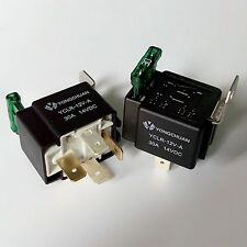 12V 30A Automotive relay fuse box end relay/ refit relays with Insurance tablet