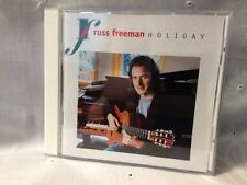 Holiday by Russ Freeman (Guitar, Jazz) (CD, Sep-1995, GRP (USA)) Exc. 1-Owner CD