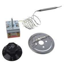 H83 AC 250V 16A 30-110C Temperature Control Capillary Thermostat for Electric