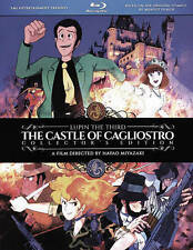 The Castle of Cagliostro (Blu-ray Disc, 2015)BRAND NEW SEALED WITH SLIP COVER
