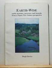 Earth-Wise: Earth Structure from a Papua New Guinea Perspective 1994 Geology