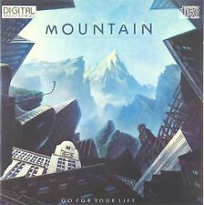 CD - Mountain - Go For Your Life - A292 - Japan Import