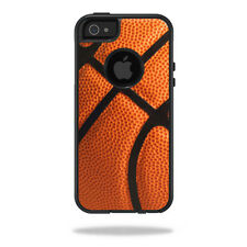 Skin Decal Wrap for OtterBox Commuter iPhone 5/5s/SE Case Basketball