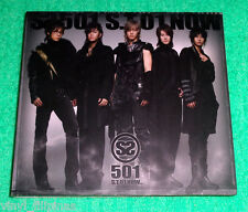 MADE IN KOREA :SS501  - S.T. 01 NOW CD ALBUM,K-Pop, Kim Hyun Joong Kim Hyung Jun
