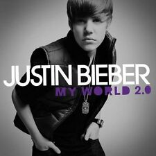 Justin Bieber : My World 2.0 CD (2010)