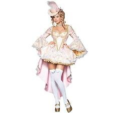 Vixen of Versailles Marie Antoinette Costume cosplay rococo dress pink gold S