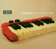 Q-POINT - NOTHING ELSE  CD NEU