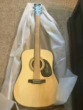 ACOUSTIC GUITAR SIGNED BY KENNY CHESNEY