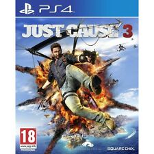 Just Cause 3 PS4 Game Brand New