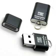 Hot Mini High Speed USB 2.0 Micro SD TF T-Flash Memory Card Reader Adapter