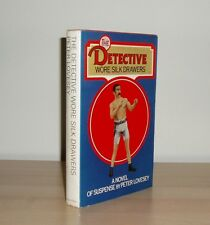 Peter Lovesey - The Detective Wore Silk Drawers - 1st/1st