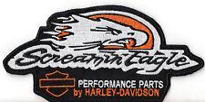 HARLEY DAVIDSON SCREAMIN EAGLE EMBLEM VEST PATCH - Discontinued Patch