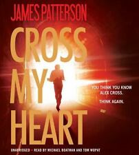 New Audio Book Cross My Heart by James Patterson (2013, CD, Unabridged)