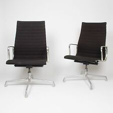 Eames Herman Miller Executive Aluminum Group Desk Chairs w or w/o Wheels! (8x)