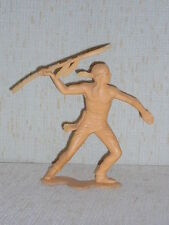 LOUIS MARX 6in. INDIAN THROWING SPEAR 1964 #1
