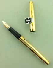 Handsome Parker 75 Signet Fountain Pen New Old Stock w Converter