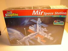 1998 Revell Monogram Sealed Mir Space Station. Model # 85-1179.