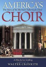 Americas Choir: The Story of the Mormon Tabernacle Choir (DVD, 2004)