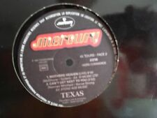 "MAXI 12"" TEXAS Mothers heaven 2216 PROMO"