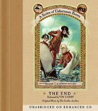 A Series of Unfortunate Events: The End Bk. 13 by Lemony Snicket (2006, CD,...