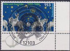 Bund 2282 , Eckrand mit Berliner ESST Stempel