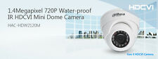 1Megapixel 720P Water-proof Ir HDCVI Mini Dome Surveillance Camera