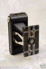 Vintage Jiffy Kodak SIX-16 Folding Camera / TWINDAR Lens - Art Deco Camera/ Prop