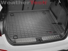 WeatherTech® Cargo Liner Trunk Mat for BMW X4 - 2015-2017 - Black