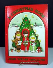 Joan Walsh Anglund CHRISTMAS BOOK 1983 Hardcover Beautiful ILLUSTRATIONS Stories
