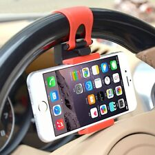 Car SUV Steering Wheel Phone Socket Stand GPS Holder for Honda Nissan Toyota