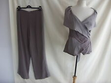 "Ladies Outfit - Eva Tralala, size 2, 30"" W, inside leg, 31.5"", summer NWT - 2096"