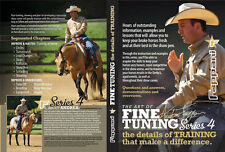 ANDREA FAPPANI Art of Fine Tuning SERIES 4 Horse TRAINING Reining